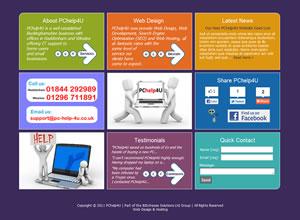 PChelp4U website